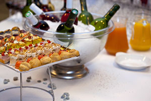 service de repas et dégustation à domicile